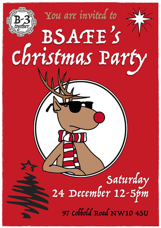 BSAFE Christmas Party