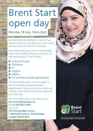 Open Day @ Stonebridge Centre