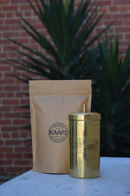Indian Filter Coffee Brew Kit