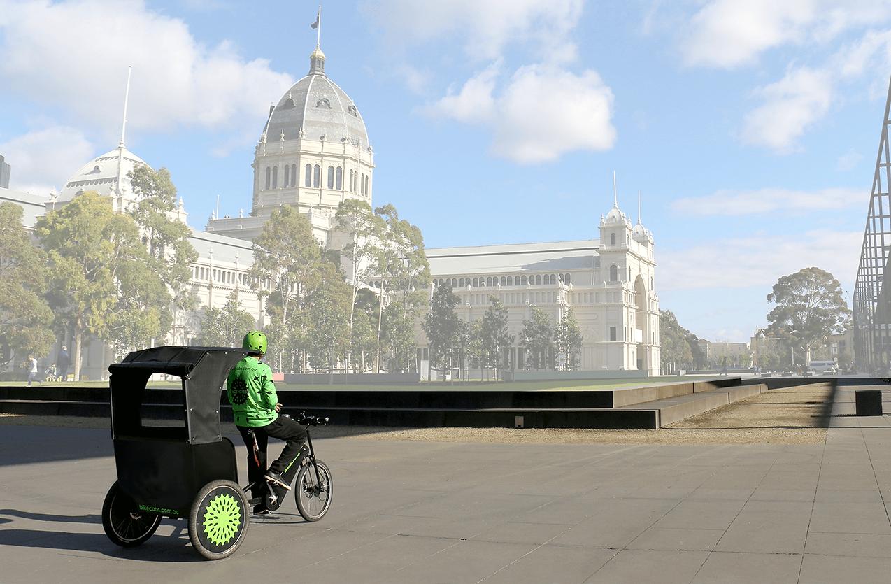 Bike Cabs Carlton Museum