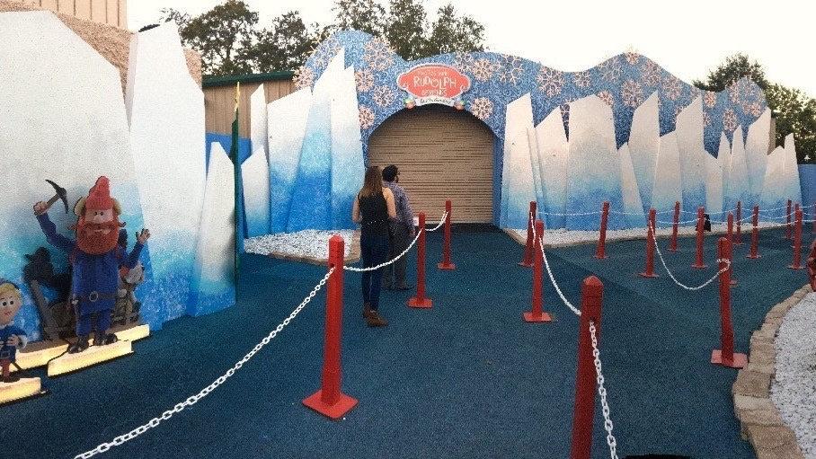 Busch Gardens Tampa Rudolph Michigan Scenic Studio Scenic Fabrication Facade