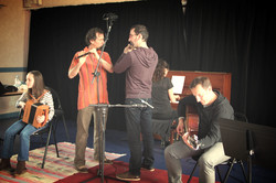 Enregistrements école de musique Les Menhirs