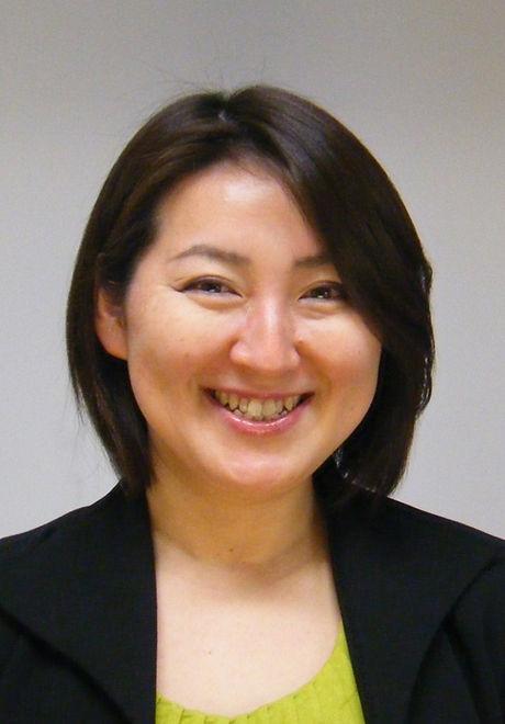 武藤香織の写真