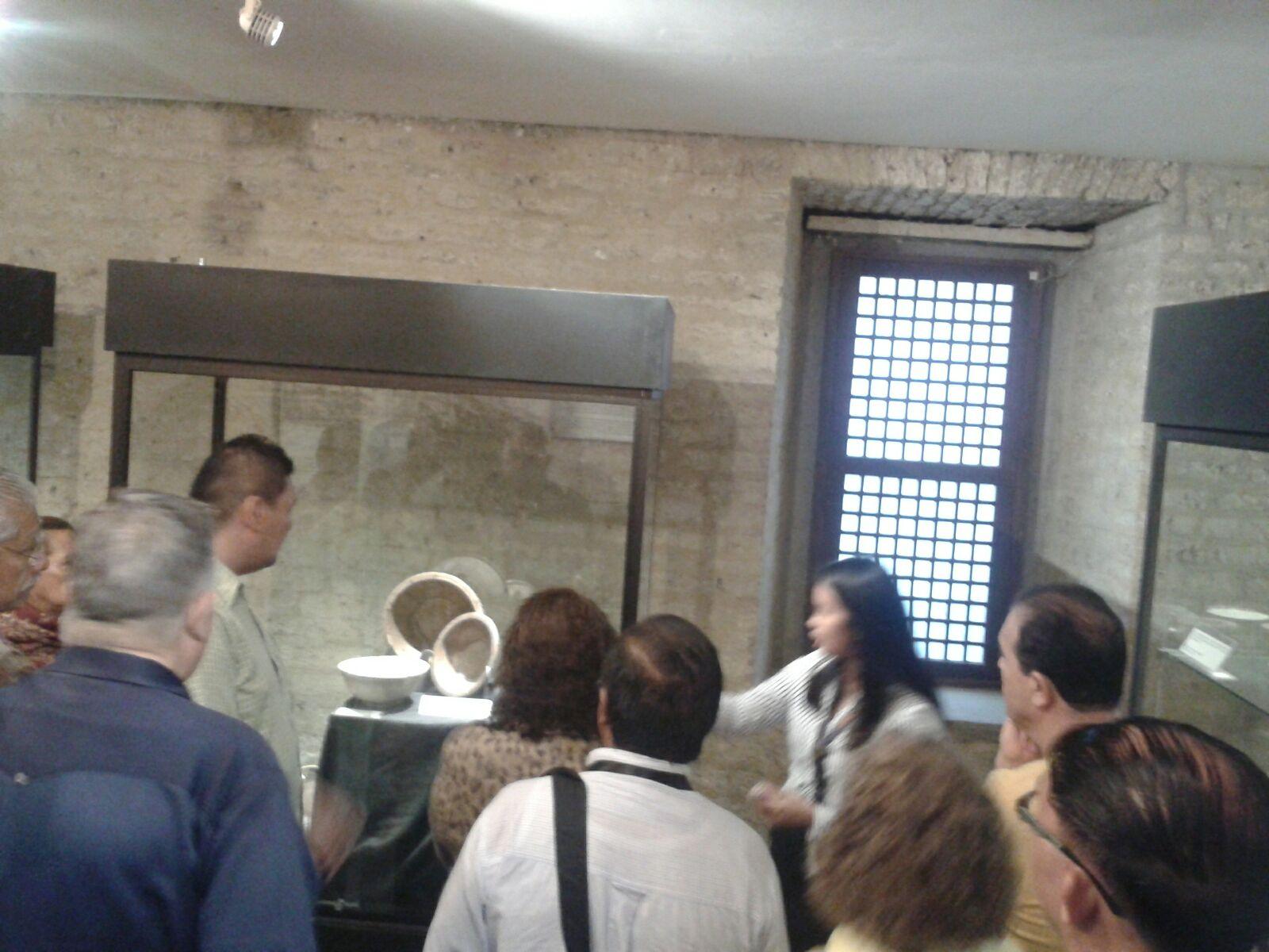 Visita al museo de cebu