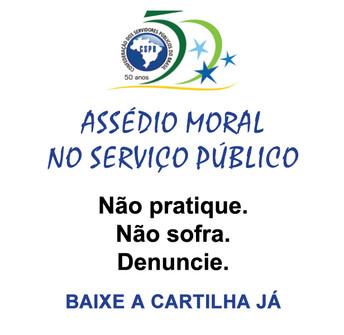 Assédio moral no serviço público, o silêncio fortalece o agressor.