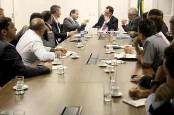 Ministro do Desenvolvimento Agrário reafirma tratamento diferenciado para entidades de Ater