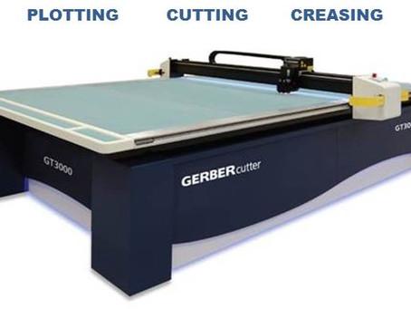 Gerber Technology GT3000 Sample making System