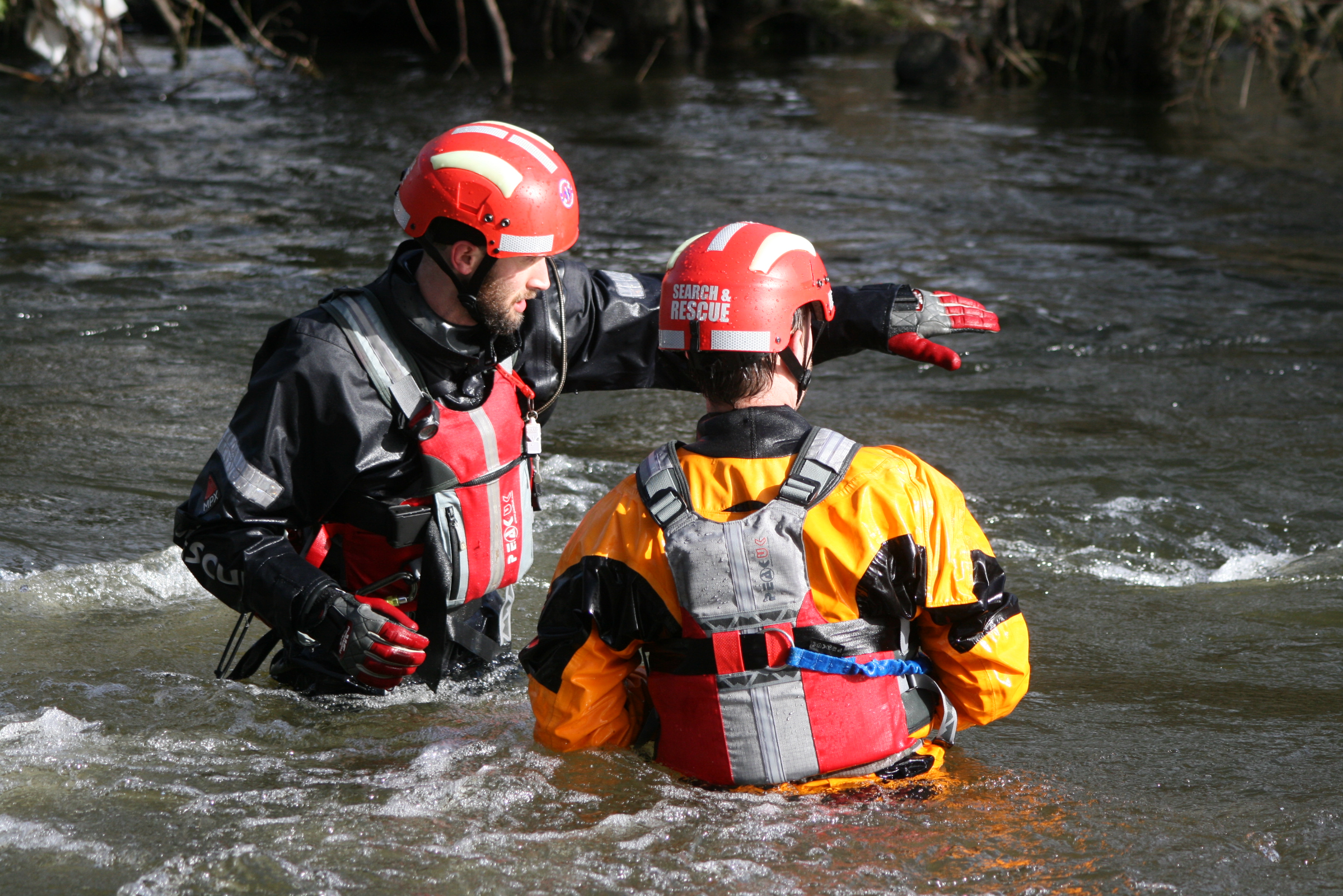 SRT Course, River Dee, North Wales