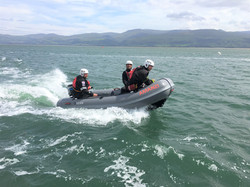 Rescue Boat Operator Training