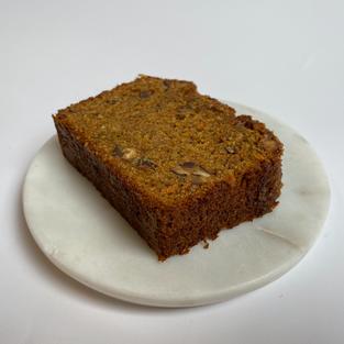 keke zanahoria integral - wholemeal carrot cake - s/.10