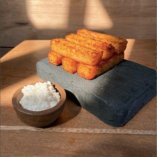 torrejas - fried corn sticks - s/.22