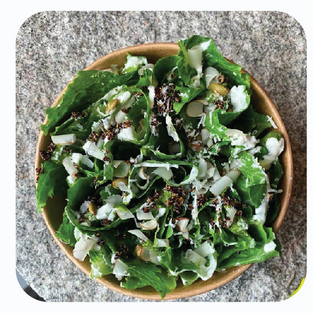 ensalada verde - green salad - s/.19