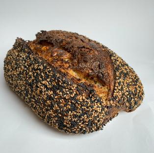 semillas - seed sourdough bread - s/.16