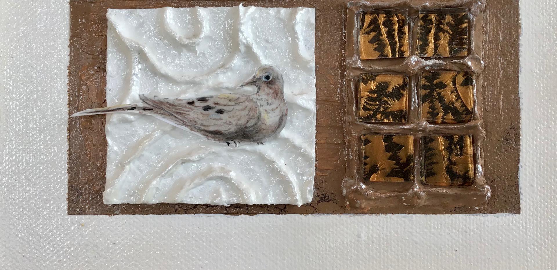 Assemblage - Dove Detail