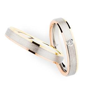 CHRISTIAN BAUER Bridal Ring|クリスチャン・バウアー 結婚指輪