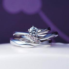 NIWAKA Bridal Ring|俄 結婚指輪