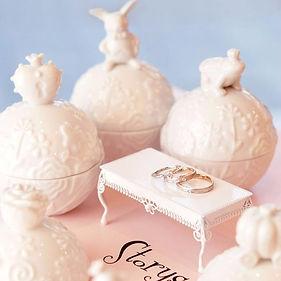 LUCIEStorys Bridal Ring|ストーリーズ 結婚指輪