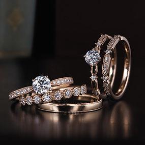 LUCIE Bridal Ring|ルシエ 結婚指輪