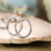 LUCIESomething Blue Bridal Ring|サムシングブルー 結婚指輪