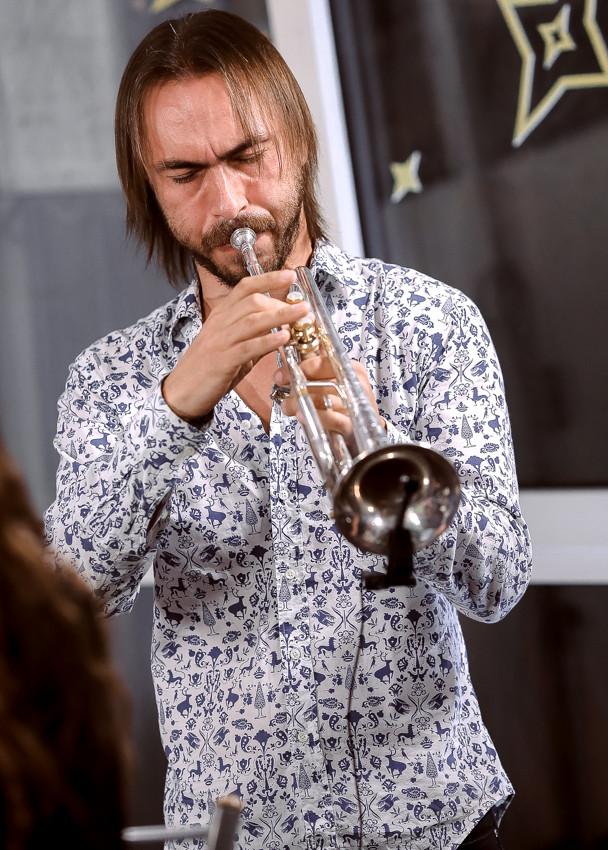 соло на трубе
