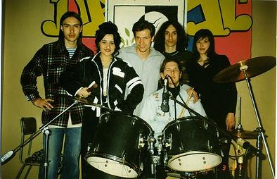 группа Выстрел 90-ые