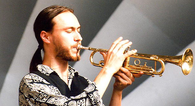 концерт в парке г. Жуковский, 2003