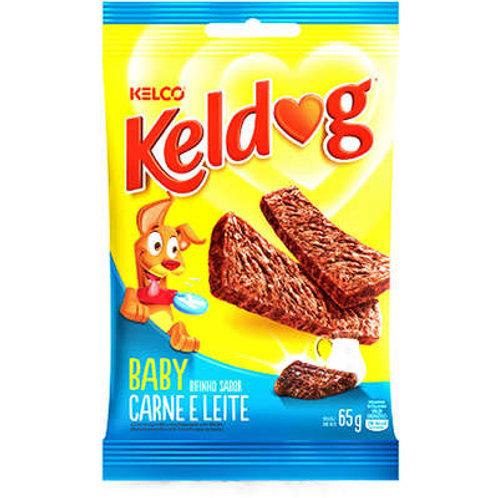 Bifinho Kelco Keldog Baby Carne e Leite