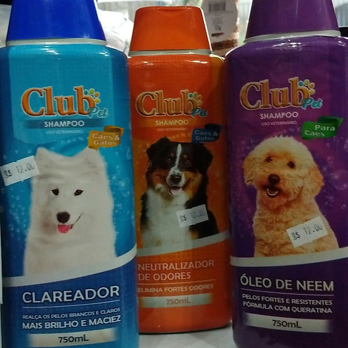 Shampoo Club Pet 750ml