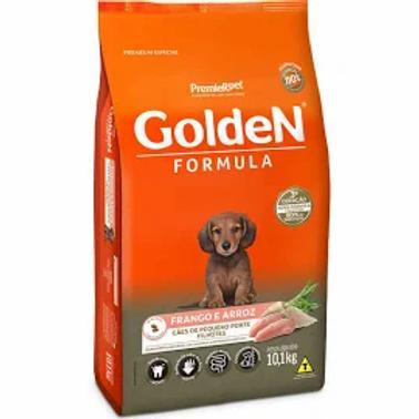 Golden Formula Cães Filhotes Mini Bits Frango e Arroz