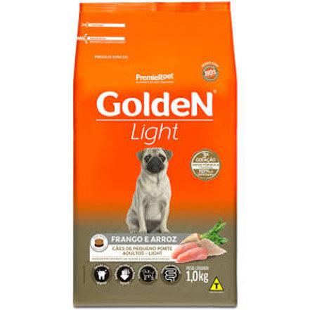 Golden Fórmula Mini Bits Light para Cães Adultos de Pequeno Porte Sabor FrangO
