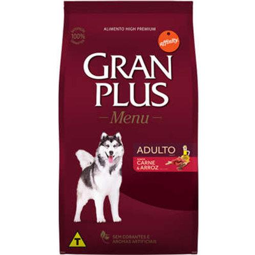 GranPlus Menu Carne e Arroz para Cães Adultos