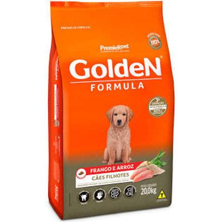 Golden Filhote Sabor Frango e Arroz para Cães