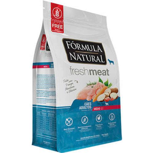 Fórmula Natural Fresh Meat Cães Adultos Raças Médias