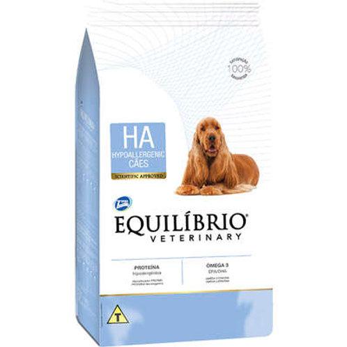 Equilíbrio Veterinary HA Problemas de Pele para Cães Adultos