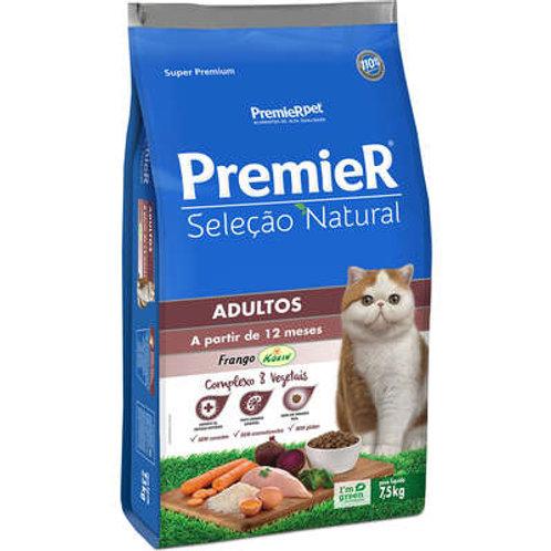 Premier Seleção Natural para Gatos Adultos
