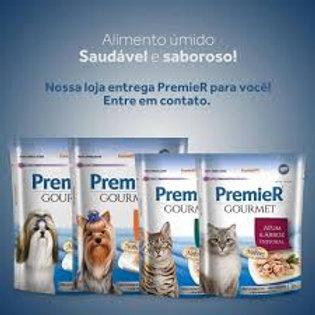 Sachê Premier cães e gatos