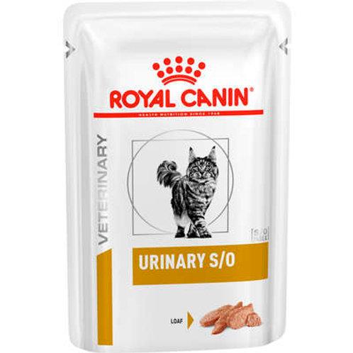 Royal Canin Sachê para Gatos Veterinary Urinary S/O Feline Wet