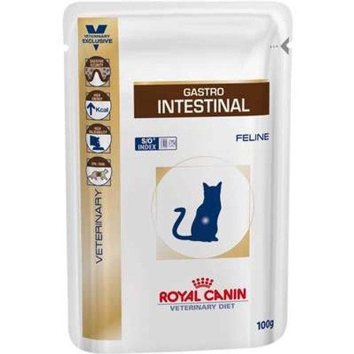 Royal Canin Sachê Feline Veterinary Diet Gastro Intestinal Wet