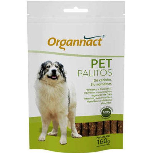 PET PALITOS ORGANNACT