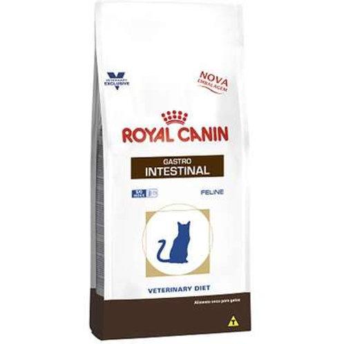 Royal Canin Feline Vet Diet Gastro Intestinal p/ Gatos com Doenças Intestinais
