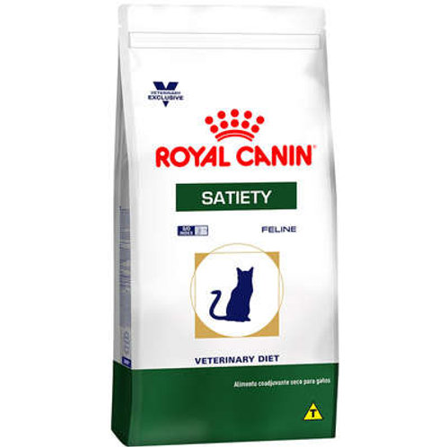Royal Canin Feline Veterinary Diet Satiety para Gatos Obesos