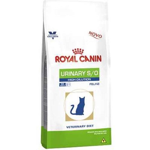 Royal Canin Feline Veterinary Diet Urinary S/O