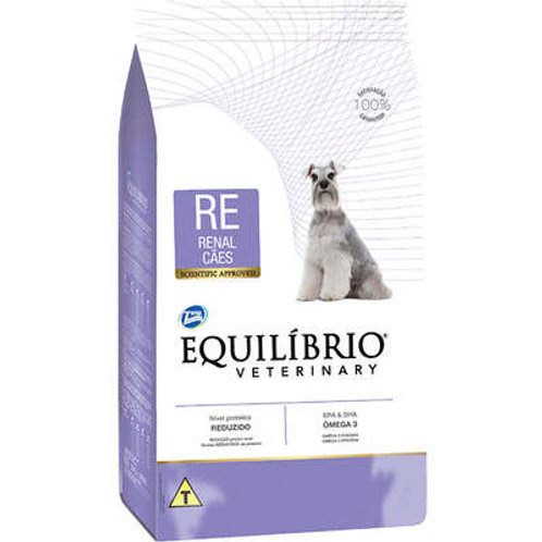 Equilíbrio Veterinary RE Renal Cães Adultos