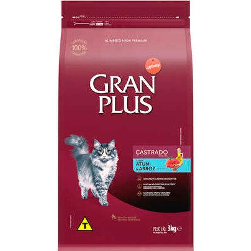 GranPlus Atum & Arroz para Gatos Castrados