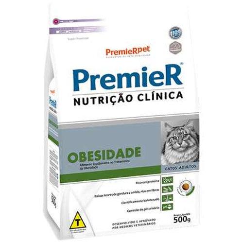 Premier Nutrição Clínica para Gatos Obesidade 1,5KG