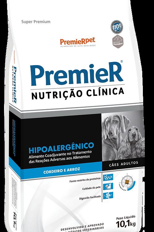 Premier Nutrição Clínica para Cães Hipoalergênico