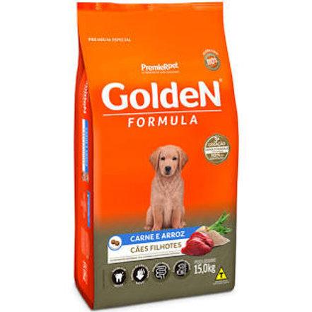 Golden Filhote para Cães Sabor Carne e Arroz
