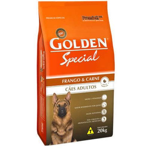 Ração Premier Golden Special Cães Adultos Frango e Carne