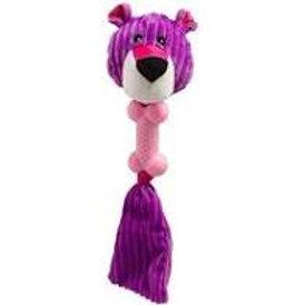 Brinquedo pelúcia mordedor apito urso