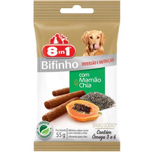 Bifinho 8in1 Mamão e Chia para Cães